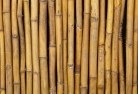 Avoca Dell Bamboo fencing 2